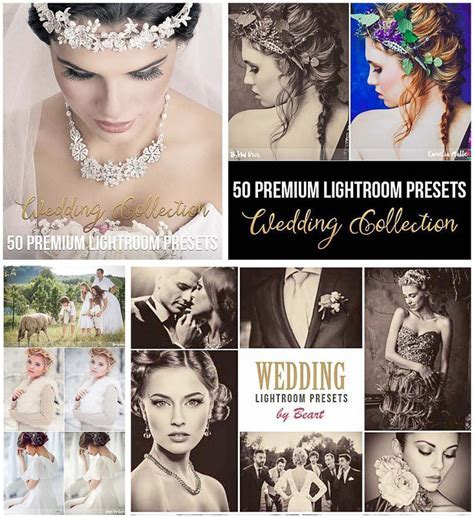 Best wedding lightroom presets set   Free download