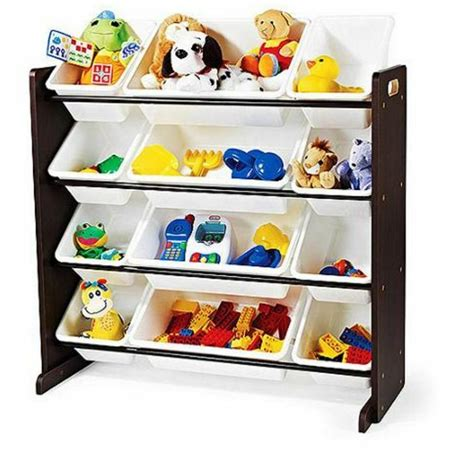 toy organizer children kids playroom storage bins bedroom toys bin furniture ebay