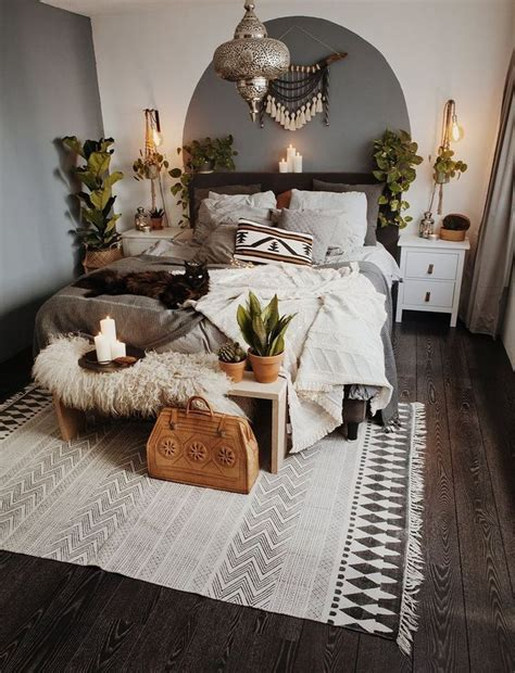 home decorating ideas bohemian
