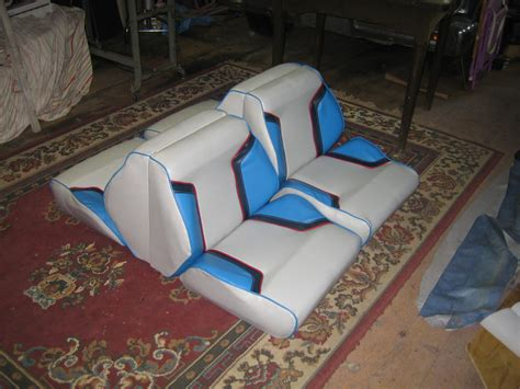 How To Reupholster A Boat Interior by Reupholstering Boat Seats Page 1 Iboats Boating Forums