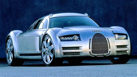 audi rosemeyer audi rosemeyer concept 2000 youtube