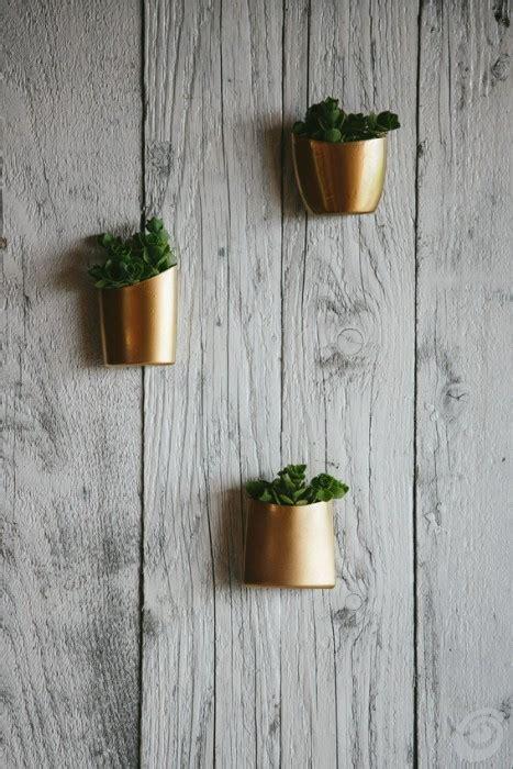 vasi da appendere come realizzare dei vasi da parete casa e trend