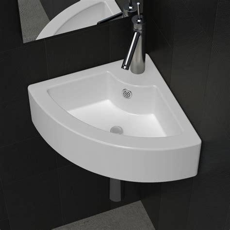 hole in bathroom sink vidaxl co uk ceramic sink basin faucet overflow hole