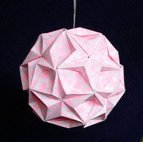 Glow In The Origami Paper - the 25 best origami ideas on paper balls