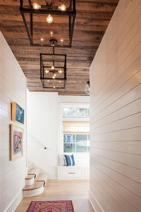 Shiplap Wood Wall 25 Best Ideas About Shiplap Ceiling On