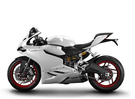 Supersport Motorrad Mit Abs by Ducati 899 Panigale Abs 2015 In Weiss Bei Road Monkeys