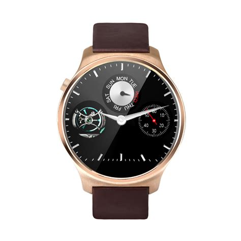 New Smartri Smartwatch Original aliexpress buy original oukitel smart watches a29 with leather wristband smartwatch for