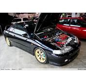 Black Acura Integra GS R  BenLevycom