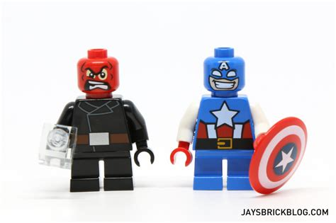 a for all time vs american review lego marvel mighty micros 76064 76065 76066