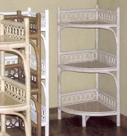 wicker shelves wicker linen cabinet