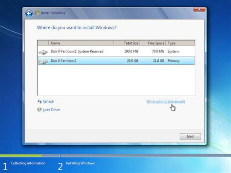 format cd windows vista how to partition and format your hard drive in windows
