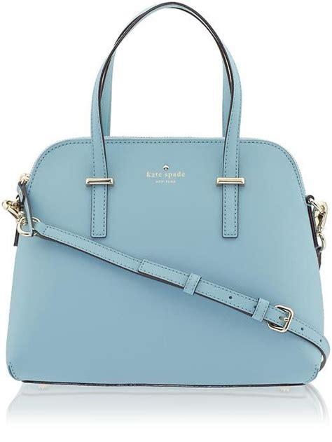 kate spade light blue purse nwt kate spade cedar street maise saffiano leather bag