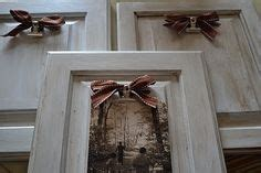 1000 ideas about door picture frame on