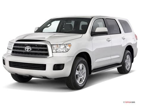Toyota Sequoia 2011 2011 Toyota Sequoia Prices Reviews And Pictures U S