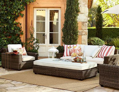 10 stylish comfortable and enduring outdoor patio