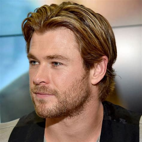 chris hemsworth hairstyles chris hemsworth haircut