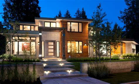 modern home design vancouver spectacular contemporary homes in vancouver canada