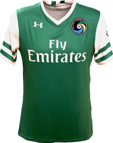 design jersey under armour first ever under armour new york cosmos kits revealed