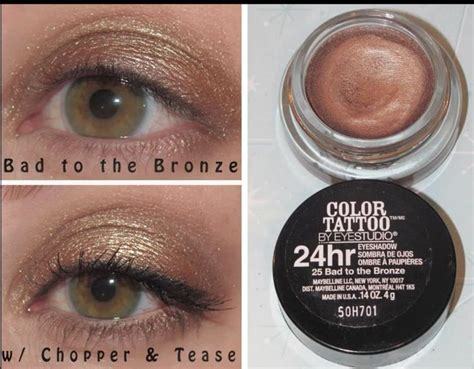eye tattoo maybelline review 17 best images about maybelline color tattoo on pinterest