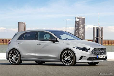 2019 Mercedes A Class Usa by Production 2019 Mercedes A Class Rendered Mercedes A