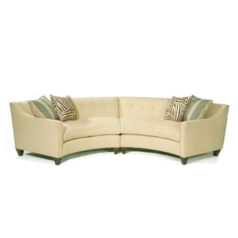 ashley curved sectional curved sectional in milan vanilla wayfair