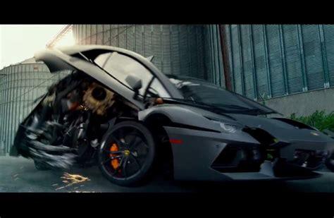 Transformers 4 Lamborghini 2013 Lamborghini Aventador Lp 700 4 Coupe Transforming