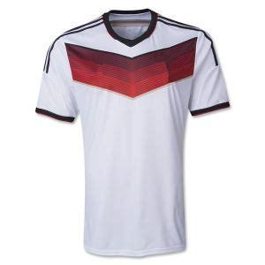 T Shirt Kaos Germany Chiosns White china maillot de foot new 2014 world cup germany home white camisetas de futbol sleeve