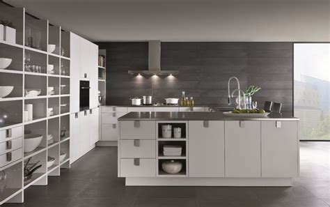 Siematic Kitchen Cabinets by Siematic 8008 Contemporary Kitchen Cabinetry