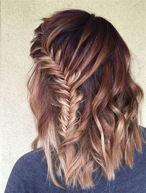 braided hairstyles for shoulder length hair with layers 25 best ideas about braids medium hair on pinterest