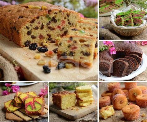 resepi kek raya terbaru koleksi resipi kek kek raya lama yang makin dilupakan