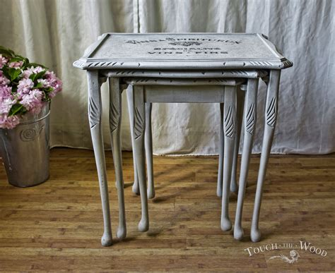 shabby chic touch l shabby chic nest of no 15 on sale touch the wood