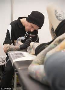 melbourne tattoo expo 2015 back ink time artist tattoo artists and enthusiasts come together at australian
