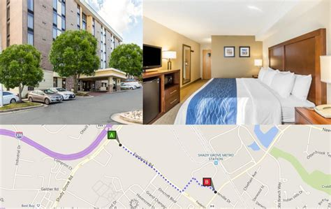 comfort inn shady grove 7 best hotels near washington d c hotelsneardcmetro com
