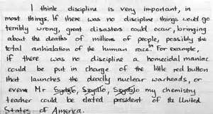Discipline In School Essay by Schoolmaster S Diary Book Remembers Andrew Szydlo S Career At Highgate School Daily Mail