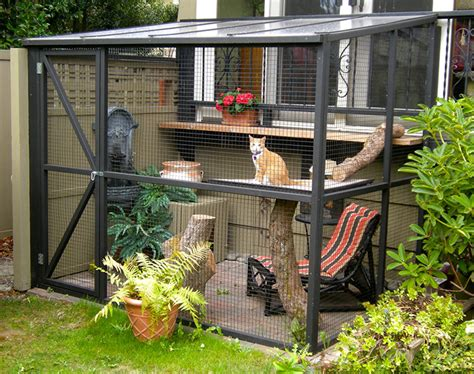 Cat Patio | catio spaces a patio for your cat rismedia s housecall