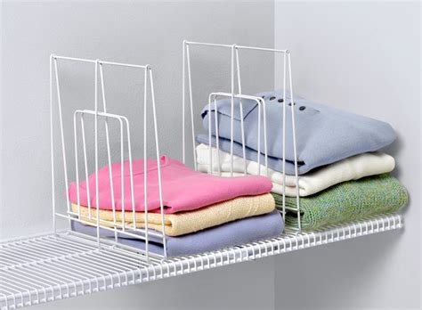 Closet Shelving Accessories Closet Organization And Accessories Closet Organizers