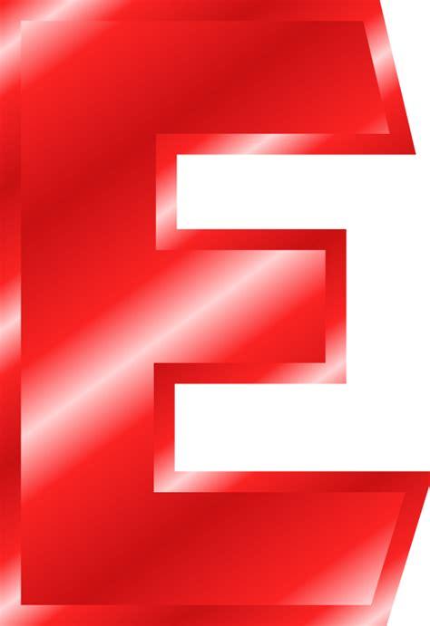 clipart red letter  red letter transparent