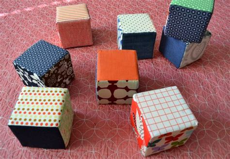 Handmade Baby Blocks - wren handmade baby blocks