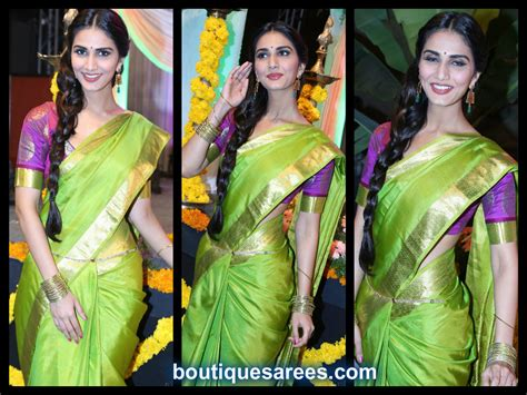 Blouse Top Violet Bordir purple silk saree with green border images