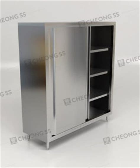 Upright Storage Cabinet Cheong Ss Stainless Steel Upright Storage Cabinet
