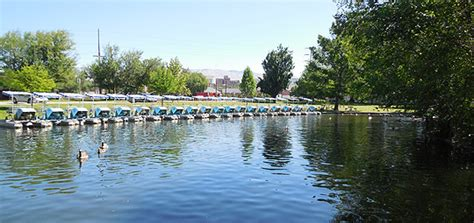 paddle boats boise lazy afternoon in boise do the paddle boats california