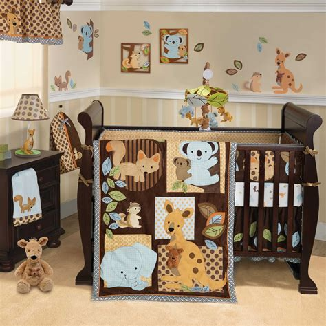 Animal Nursery Decor Thenurseries Animal Nursery Decor