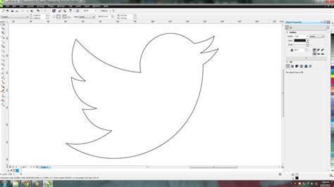 Menjiplak Untuk Tk 2 menjiplak gambar dengan bazier tool corel draw berbagi