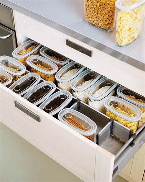 kitchen drawer storage ideas 35 kitchen drawer organizing ideas diy organized living