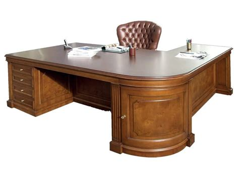 wooden office desk made to measure idfdesign