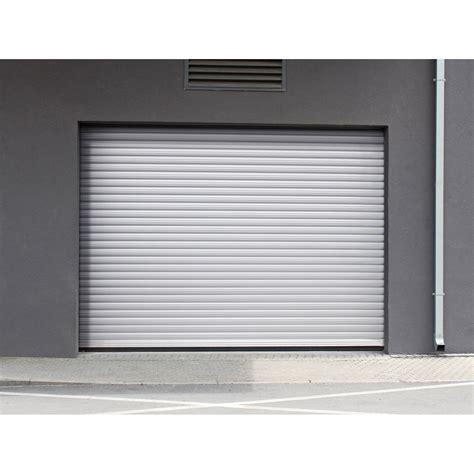porte de garage sectionnelle avec portillon leroy merlin porte de garage 224 enroulement motoris 233 e primo h 200 x l