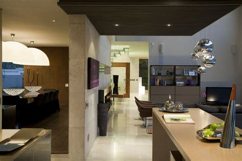 modern luxury home  johannesburg idesignarch
