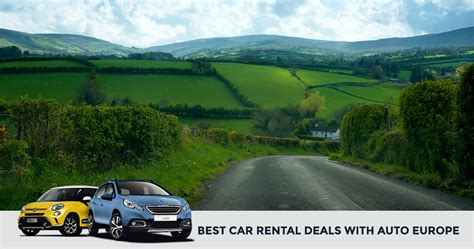 car rental rates worldwide rent  car  auto europe
