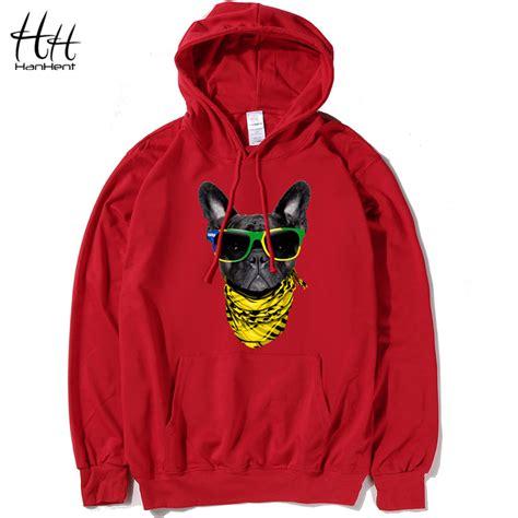 hoodie design cheap uk hanhent vogue dog 2016 design thin hoodies men cheap