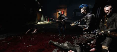 killing floor 2 s tactical response update adds new